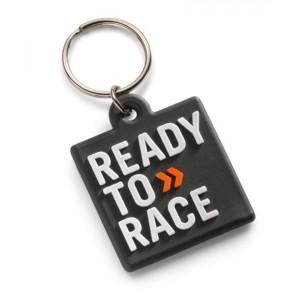 Breloc cauciuc KTM Logo Black