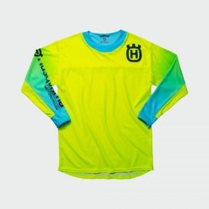 Tricou HUSQVARNA GOTLAND yellow