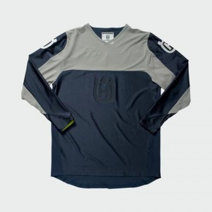 Tricou HUSQVARNA RAILED blue