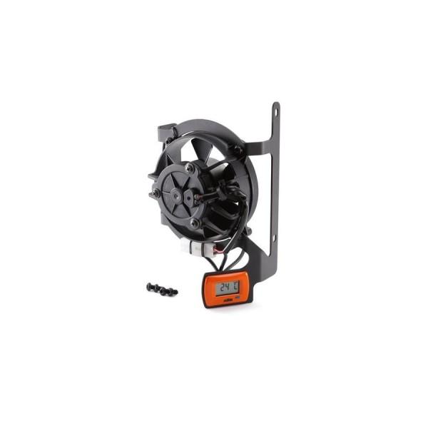 Kit ventilator cu termostat digital KTM  17-20