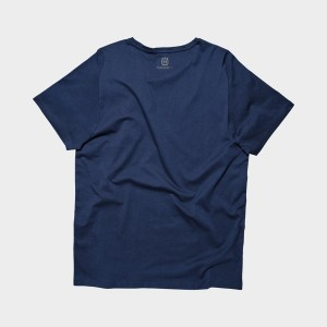 Tricou HUSQVARNA PROGRESS Blue