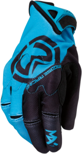 MANUSI MOOSE MX1 Black/Blue