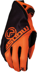 MANUSI MOOSE MX1 SX1 Orange/Black