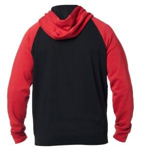 Hanorac FOX Legacy Zip Red/Black