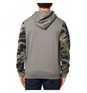 Hanorac FOX Chapped Pullover Gray/Camo