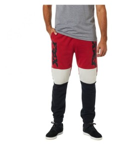 Pantaloni FOX Lateral Moto Cardinal/Black