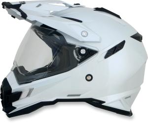 Casca AFX FX-41DS Pearl White