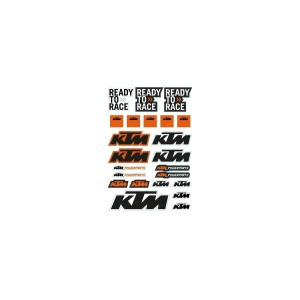 Kit stickere KTM
