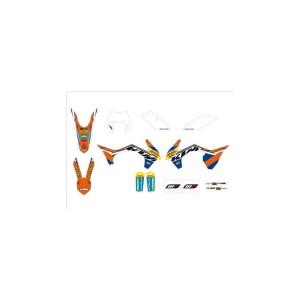 Kit stickere KTM Factory Enduro EXC 14-15