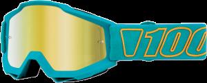 Ochelari 100% Accuri GALAK Aqua/Orange Lentila Mirror