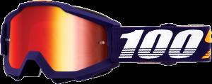 Ochelari 100% Accuri GRIB Purple/White/Yellow Lentila Mirror