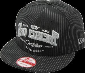 Sapca Pro Circuit Ouutfitters New Era Black