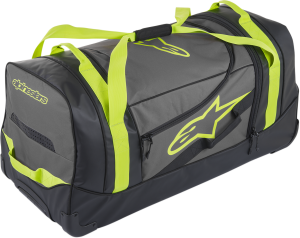 Geanta Alpinestars Komodo Travel Black/Gray/Yellow