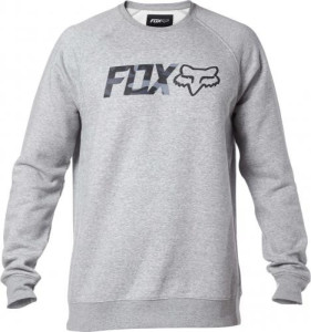 Bluza FOX LEGACY CREW FLEECE Grey