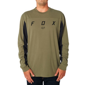 Bluza FOX HAWLISSS AIRLINE Green