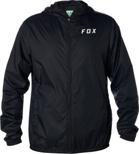 Geaca FOX ATTACKER WINDBREAKER Black