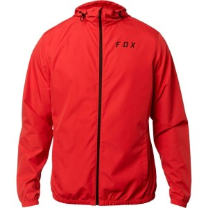 Gaeca FOX ATTACKER WINDBREAKER Red