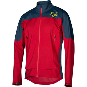 Geaca FOX ATTACK WATER JACKET Navy/Red