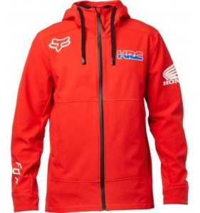 Geaca FOX HRC PIT JACKET Red