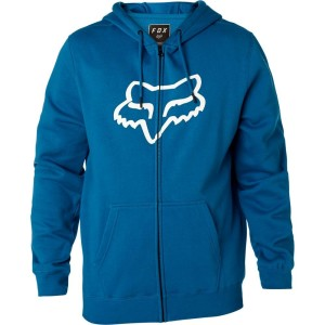 Hanorac FX LEGACY FOXHEAD ZIP FLEECE Blue