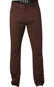 Pantaloni Fox Stretch Chino Rust
