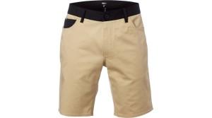 Pantaloni FOX CALIPER SHORT DARK Khaki