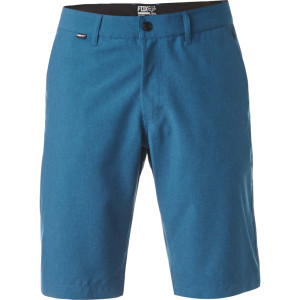 Pantaloni scurti FOX ESSEX TECH SHORT HEATHER M Blue