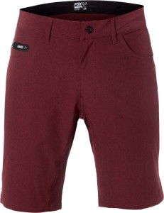 Pantaloni scurti FOX MACHETE TECH SHORT Dark Red