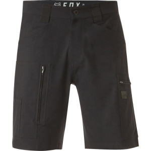 Pantaloni scurti FOX REDPLATE TECH CARGO SHORT Black