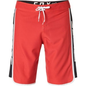 Pantaloni scurti FOX RACE TEAM STRETCH BOARDSHORT Rio Red