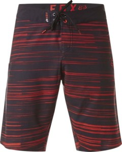 Pantaloni scurt FOX MOTION STATIC BOARDSHORT Red/Black