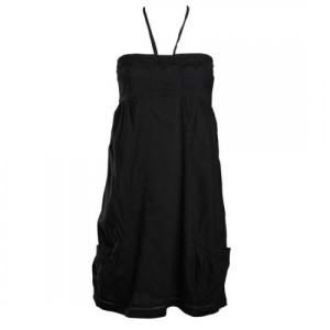 FOX G-E-DRESSES GIRLS TEHNOLOGIC DRESS Black