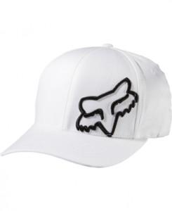 Sapca FOX FLEX 45 FLEXFIT HAT White