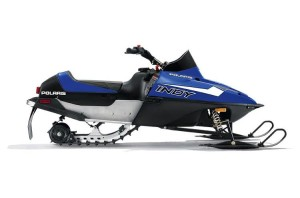 Snowmobil Polaris 120 INDY SONIC BLUE 2020