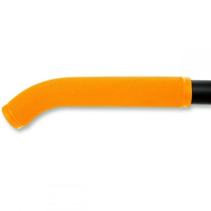 Mansoane cauciuc Race Shop 18cm Orange