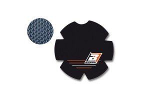 Sticker Capac ambreiaj KTM Black/Orange