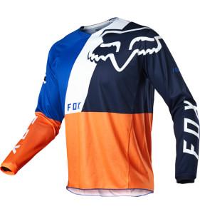 Tricou FOX 180 LOVL Orange/Blue