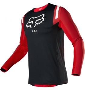 Tricou FOX  Flexair Flame Red