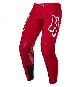 Pantaloni Fox 180 Flexair Red Flame Red
