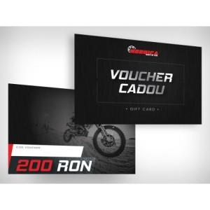 Voucher cadou NordicaMoto 200 Lei