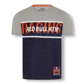 Tricou KTM RED BULL LETRA