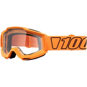 Ochelari 100% Accuri Orange - lentila clara