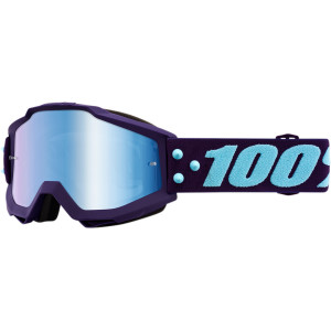 Ochelari 100% Accuri Dark Blue - lentila colorata