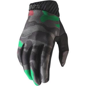 Manusi 100% Ridefit Black/Brown/Green/Tan
