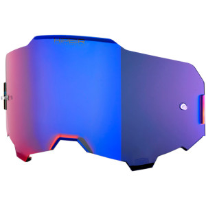 Lentila ochelari 100% Armega Hiper Blue/Mirror