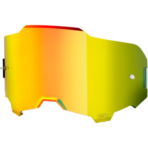 Lentila ochelari 100% Armega Gold/Mirror