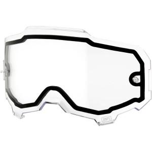 Lentila ochelari 100% Armega Dual Clear