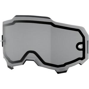 Lentila ochelari 100% Armega Dual Smoke