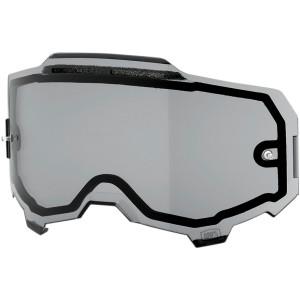 Lentila ochelari 100% Armega Dual Vented Smoke