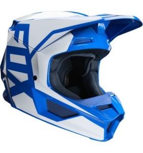CASCA FOX V1 PRIX BLUE/WHITE